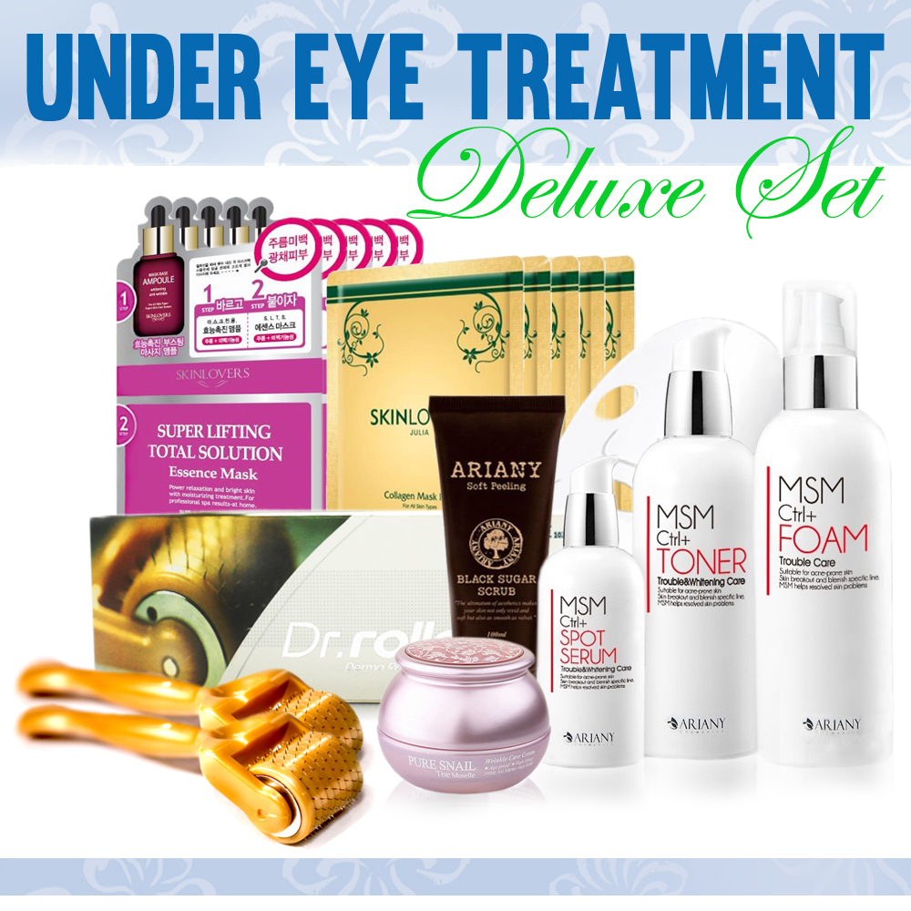 Derma Rolling Around Eyes | DERMAROLLERREVIEW CO UK